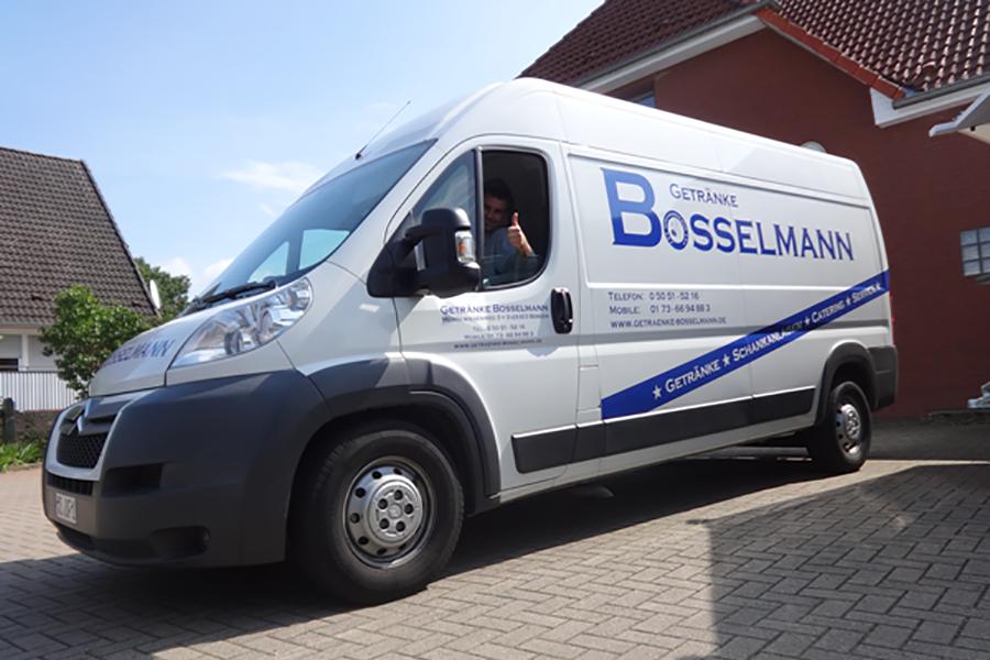 Getränke Bosselmann - Home